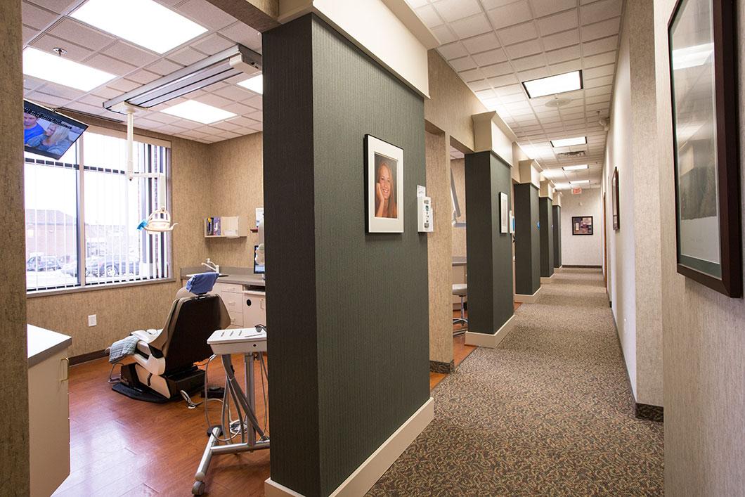 Hallway-Rooms